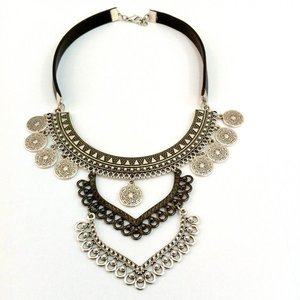 "Statement Κολιέ ""Gypsy Necklace"""