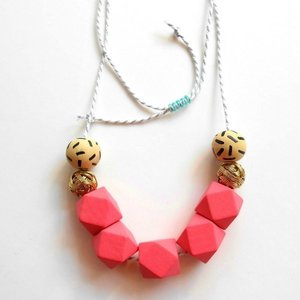 Mood booster necklace