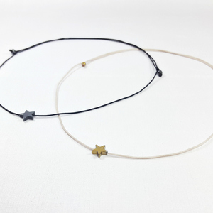 The minimal choker necklace