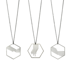 THE HEXAGON COLLECTION (chain edition)