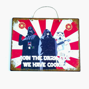 Star Wars - Join The Dark Side, We Have Cookies