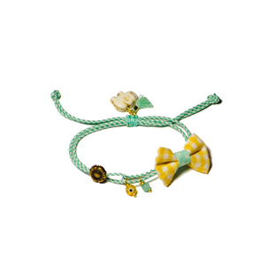 Yellow Minty Bracelet