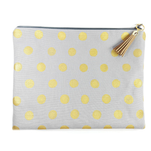 Unique Polka Dot pouch!