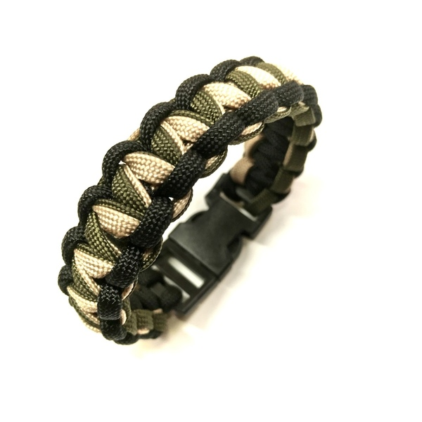 Twisted Cobra Black/Olive/Bez