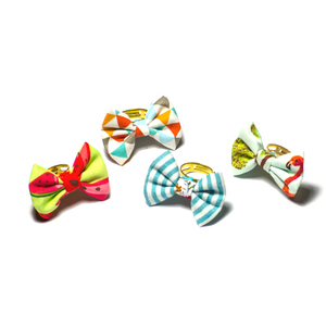 Summer Bow Rings