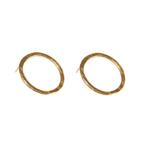 Ear - rings II Goldplated