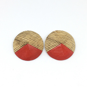 Sunset Pin Earrings