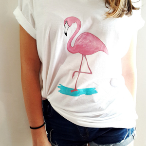 Flamingo T-shirt!