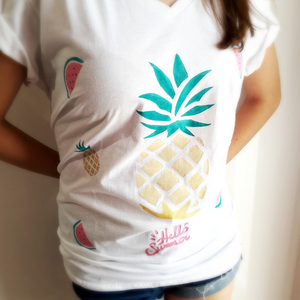 ''Pineapple'' T-shirt!