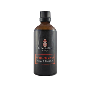 All Benefits Massage Oil Orange & Cinnamon