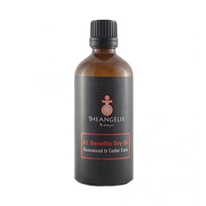 All Benefits Massage Oil Rosewood & Cedar