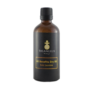 All Benefits Massage Oil Gold Jasmine