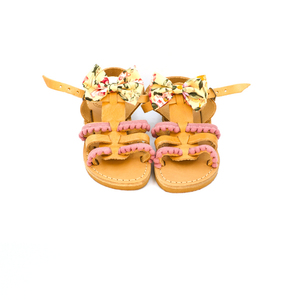 Camellia Baby Sandals