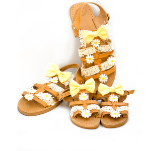Margarita Sandals Set