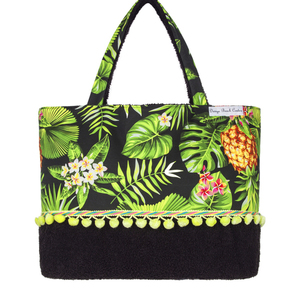 Pina Colada beach bag