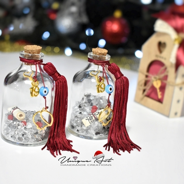 Christmas in a bottle! | Γούρι 2020 | Red