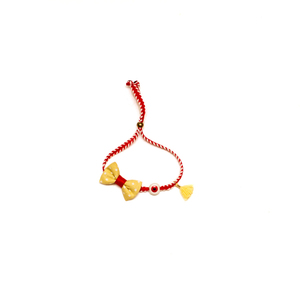Yellow March Bracelet