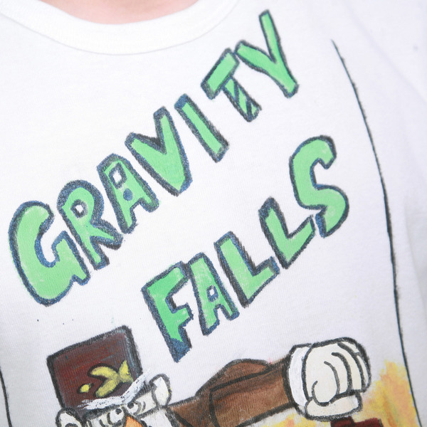 T-Shirt gravity force