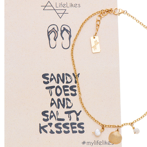 Sandy Toes – Summer Touch