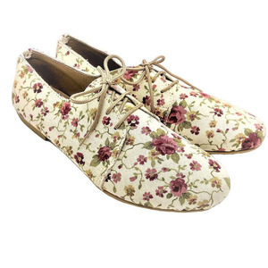 "MARGO SHOES Oxfords ""ROMANTIC ROSES"""