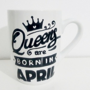 Handpainted custom made Mug