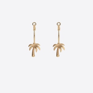 Under The Palm Trees earrings