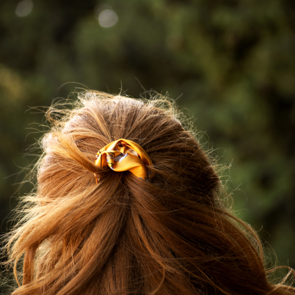 Scrunchies Set Mustard