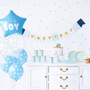 "Baby Shower ""It's a Boy"" Σετ"