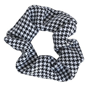 Scrunchy Black-White