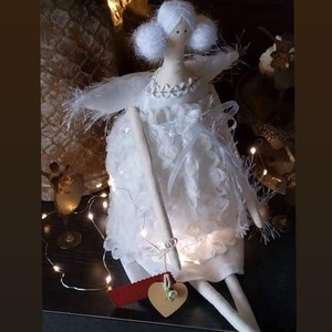 Guardian Angel Doll