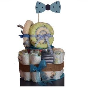 Diaper Lollipop (Diaper Cake)