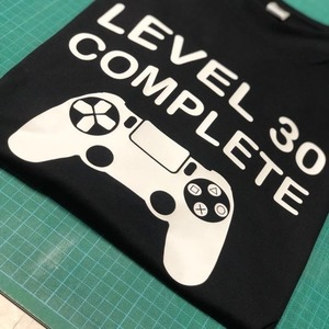 LEVEL 30 COMPLETE T-SHIRT