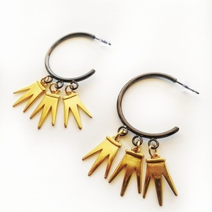 Black&gold earnings