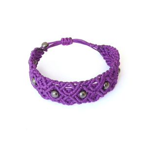 Start Wearing Purple Bracelet