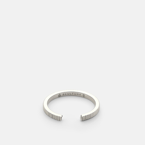 RIBBED SKULTUNA RING THIN