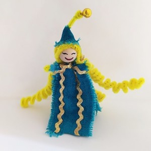 The Blue Fairy | worrydoll