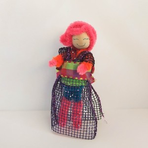 The Colorful Expecting Fairy | worrydoll
