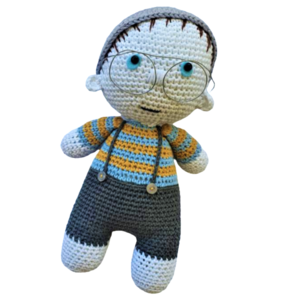 JOHNNY boy amigurumi