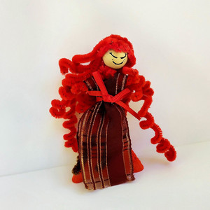 The Red Flame Princess | worrydoll