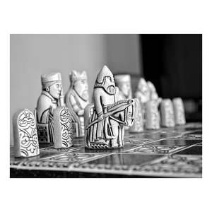 chess, poster, puzzle, coaster, pillow, cup, lewis chessmen