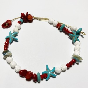 starfish anklet