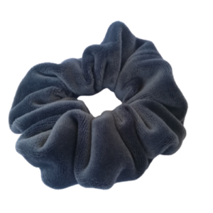 "scrunchie ""grey"""