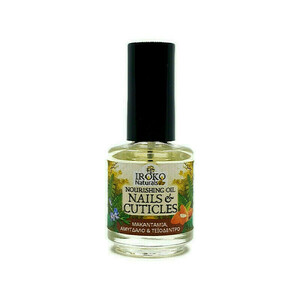 NOURISHING NATURAL OIL - NAILS & CUTICLES