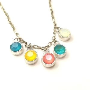 Swarovski crystals necklace