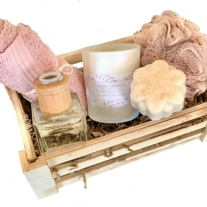 Gift box ''Dusty Rose''