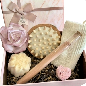 Gift box ''Rose Gold''