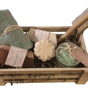 Gift Box ''Vanilla-Mint''