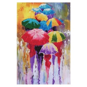 "Πίνακας Diamond Painting ""Umbrellas"""
