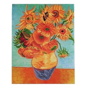 "Πίνακας Diamond Painting ""Van Gogh's Sunflowers"""