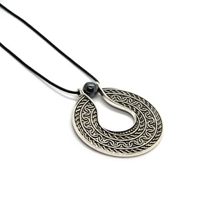 """Flower of Life Necklace"" - Boho μακρύ κολιέ"